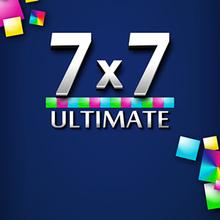 Juego para niños : 7x7 Ultimate