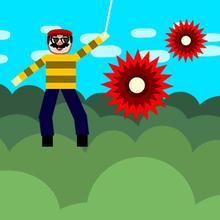 Juego para niños : Hanger Online