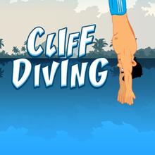 Juego para niños : Cliff Diving Online