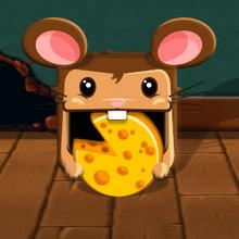 Juego para niños : Rolling Cheese