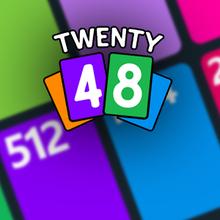 Juego para niños : Twenty48