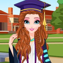 Juego para niños : Graduation Hairstyles