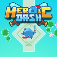 Juego para niños : Heroic Dash