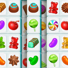Juego para niños : Mahjongg Candy