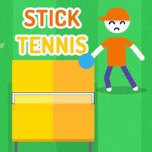 Juego para niños : Stickman Tennis