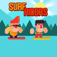 Juego para niños : Surf Riders
