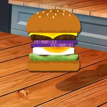 Juego para niños : Burger Stack