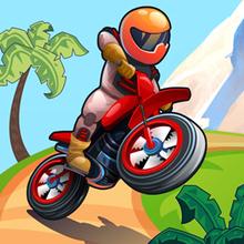 Juego para niños : Extreme Bikers
