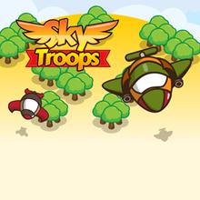 Juego para niños : Sky Troops
