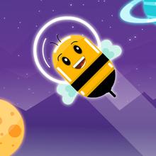 Juego para niños : Cosmic Bee