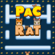 Juego para niños : Pac Rat