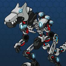 Juego para niños : Super Dino Fighter