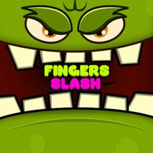 Juego para niños : Finger Slash