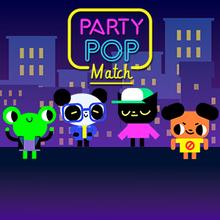Juego para niños : Party Pop Match