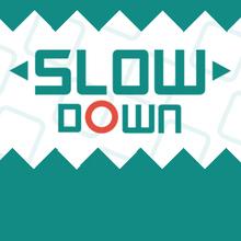 Juego para niños : Slow Down