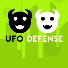 Juego para niños : UFO Defense