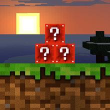 Juego para niños : Lucky Block Tower