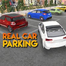 Juego para niños : Real Car Parking