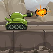 Juego para niños : Tank Defender