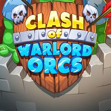 Juego para niños : Clash of Warlord Orcs