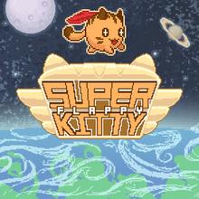 Juego para niños : Flappy Super Kitty