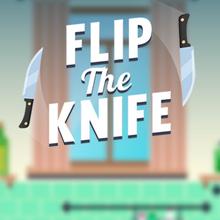Juego para niños : Flip The Knife