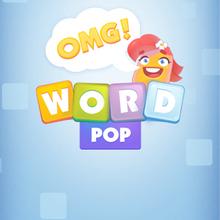 Juego para niños : OMG Word Pop