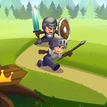 Juego para niños : Protect The Kingdom