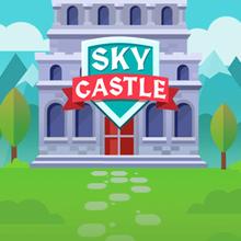 Juego para niños : Sky Castle