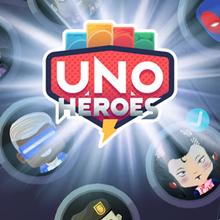 Juego para niños : Uno Heroes