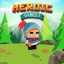 Juego para niños : Heroic Quest