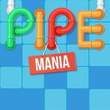 Juego para niños : Pipe Mania