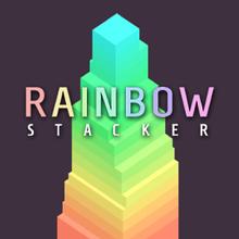 Juego para niños : Rainbow Stacker