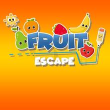 Juego para niños : Fruit Escape: Draw Line