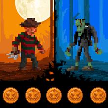 Juego para niños : Halloween Horror Massacre