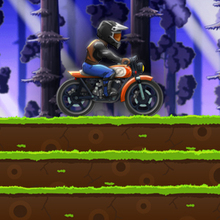 Juego para niños : X Trial Racing: Mountain Adventure