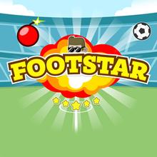 Juego para niños : Foot Star