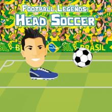 Juego para niños : Football Legends: Head Soccer