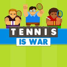 Juego para niños : Tennis is War