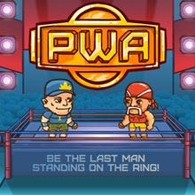 Juego para niños : Pro Wrestling Action