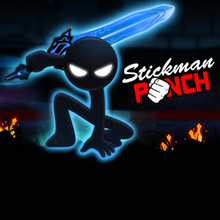 Juego para niños : Stickman Punch
