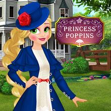Juego para niños : Princess Poppins