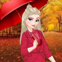 Juego para niños : Princess Urban Outfitters Autumn