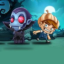 Juego para niños : Vampires and Garlic