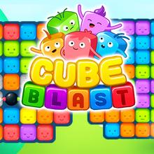 Juego para niños : Cube Blast