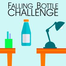 Juego para niños : Falling Bottle Challenge