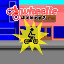 Juego para niños : Wheelie Challenge 2