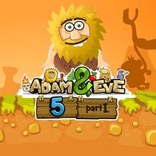 Juego para niños : Adam and Eve 5 - Part 1