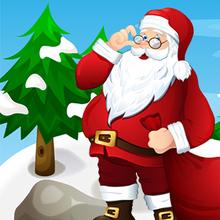 Juego para niños : Christmas Hurly Burly