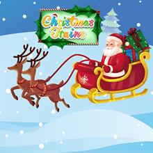 Juego para niños : Christmas Trains